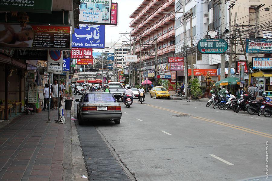 Pattaya Street Паттайя