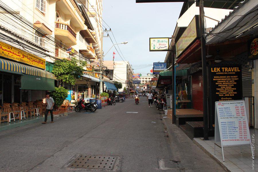 Pattaya Inner Streets