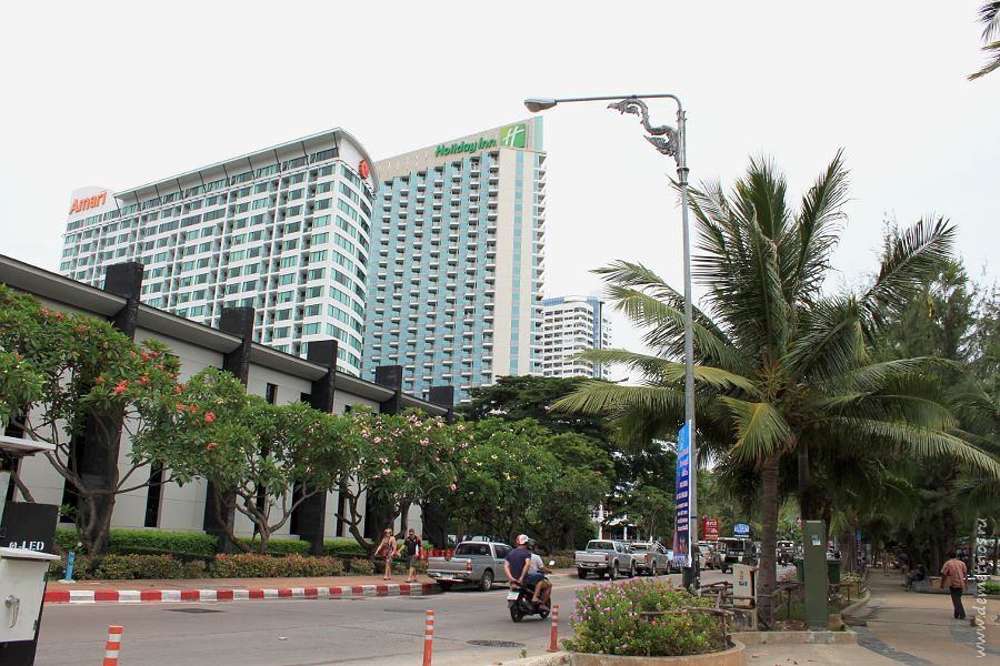 Amari Hotel Holiday Inn Hotel Pattaya