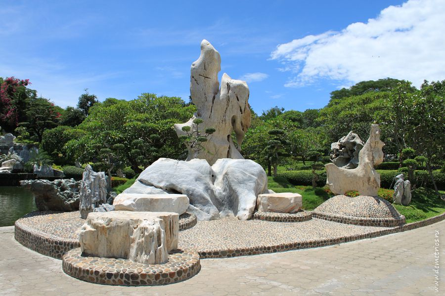 Pattaya Million Years Stone Park