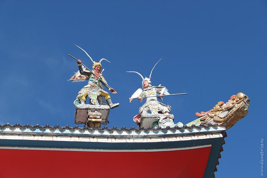 Pattaya Annek Kusala Sala Roof Крыши