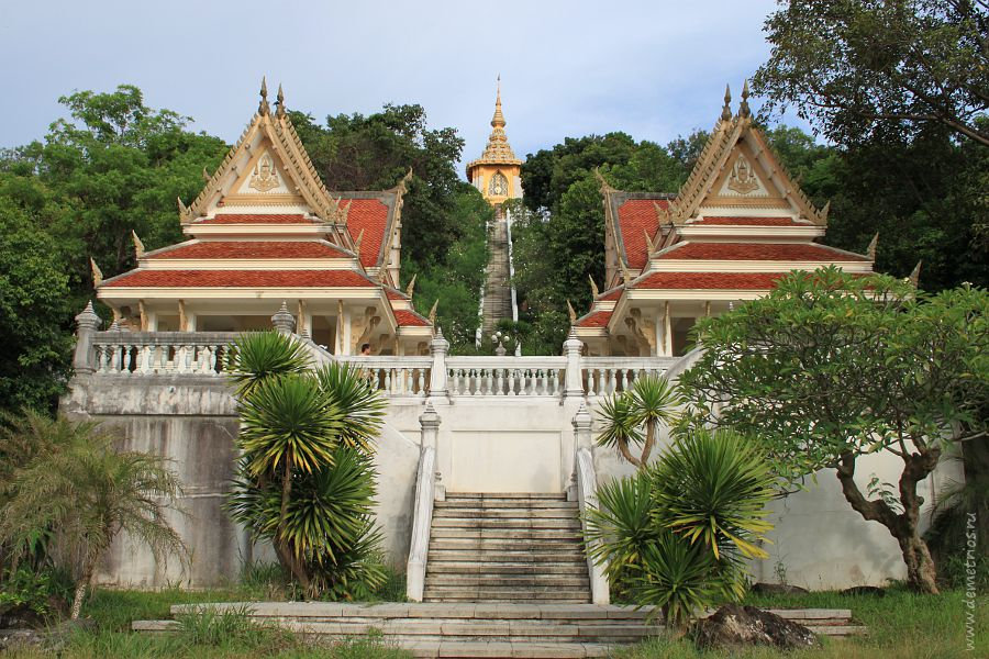 Ton Kaduk Temple Pattaya Тон Кадук Паттайя