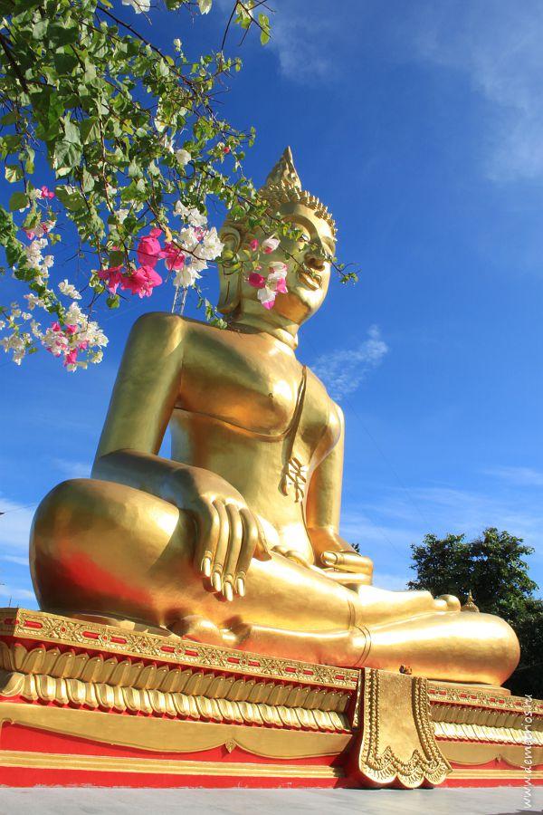 Pattaya Buddha Hill, Паттайя Будда