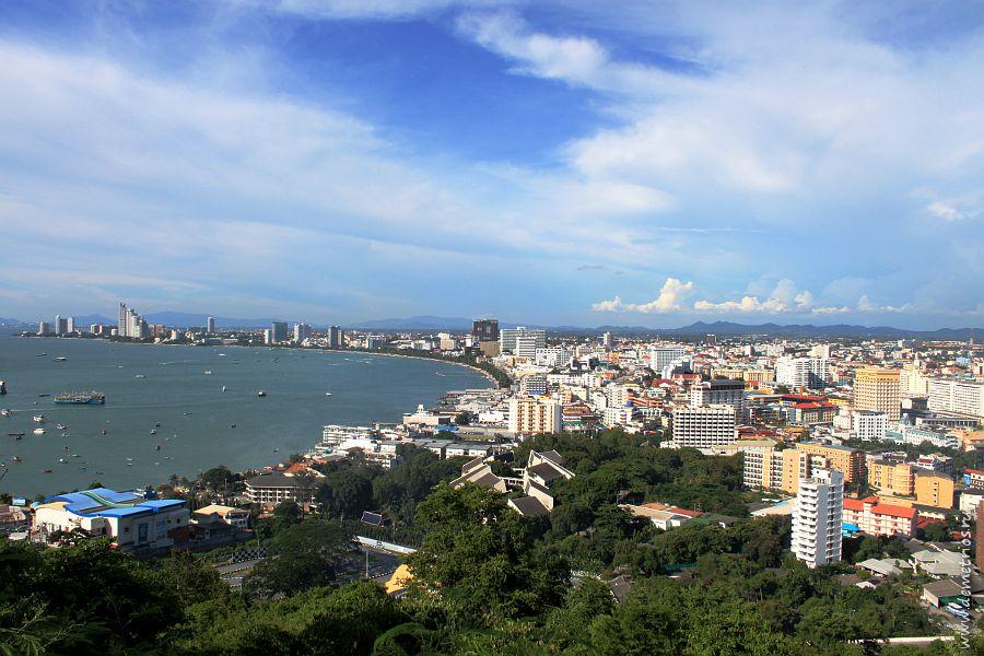 Pattaya Viewpoint, Паттайя видовая