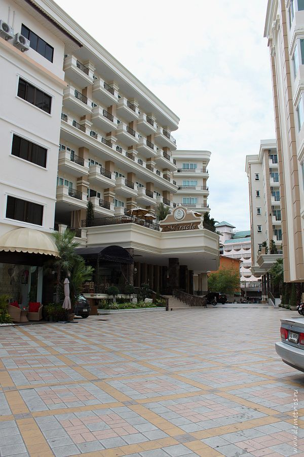 LK Miracle Suite Hotel, Pattaya