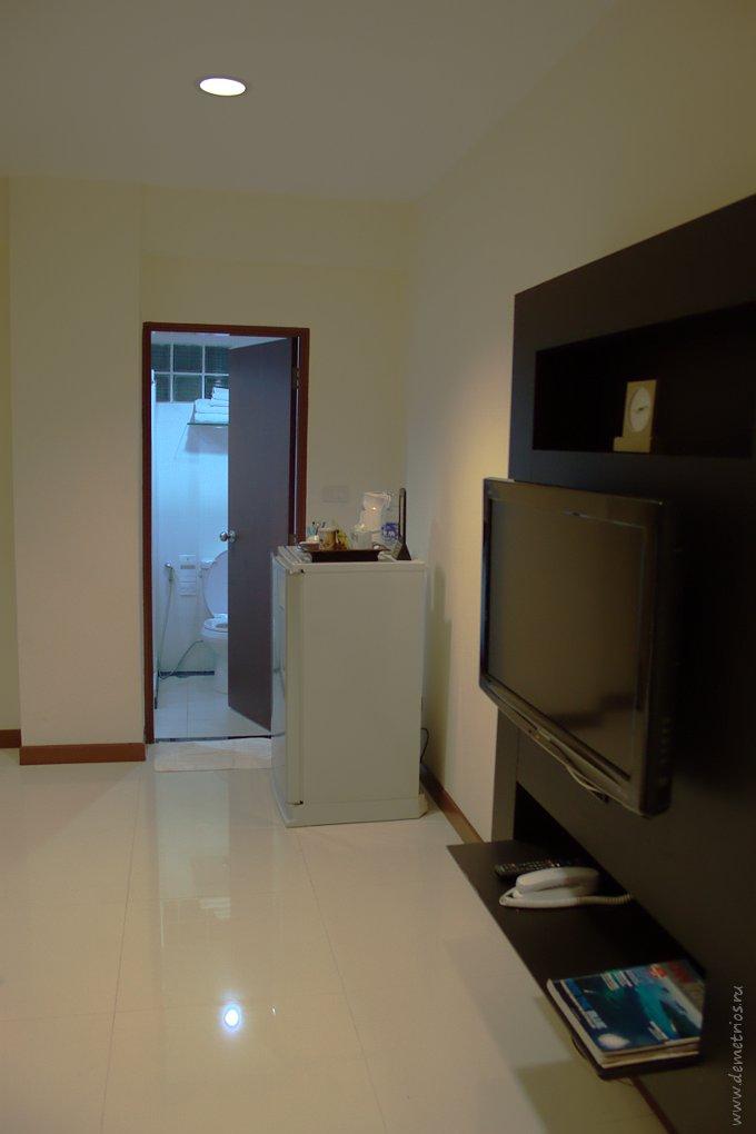 Удобства True Siam Hotel