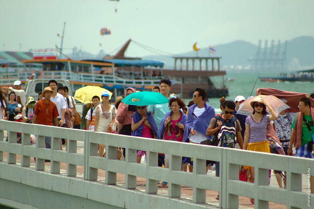 Причал в Паттайе (Pattaya Main Peer)