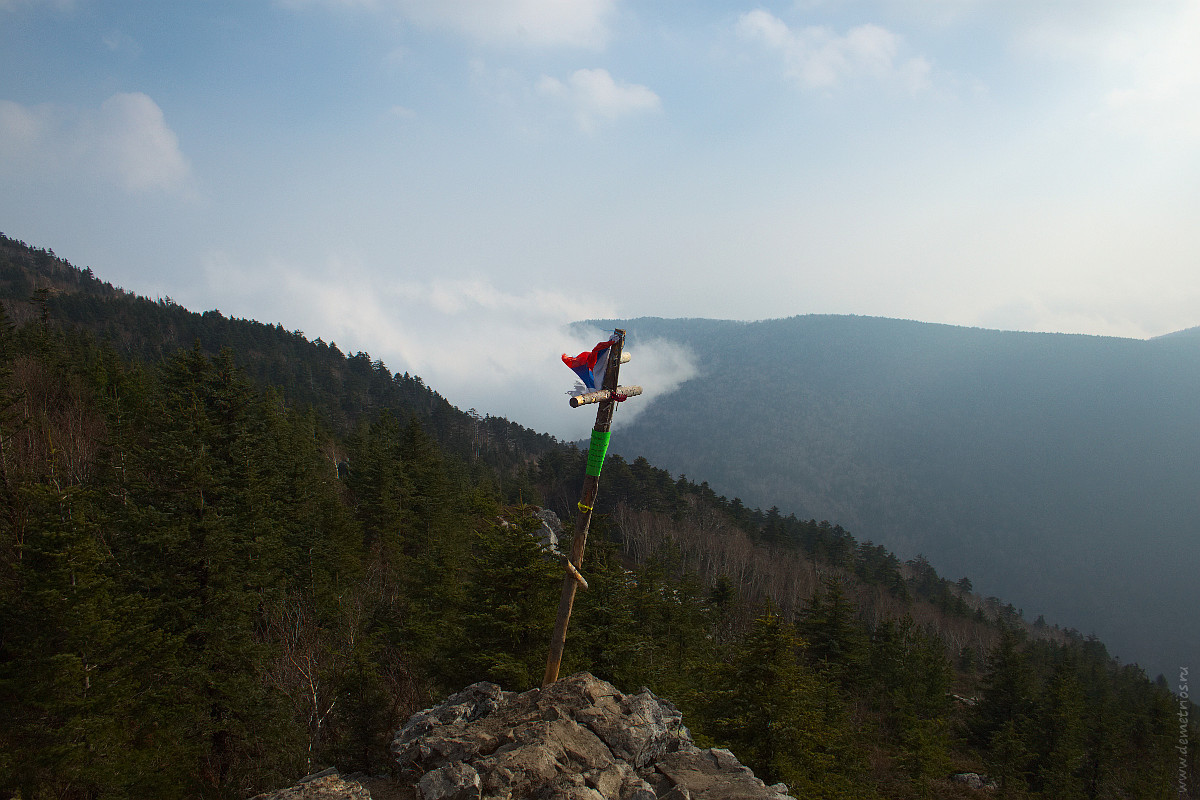 гора Фалаза (Литовка), Falaza mountain