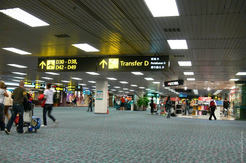 Changi Airport, Singapore, аэропорт Чанги, Сингапур
