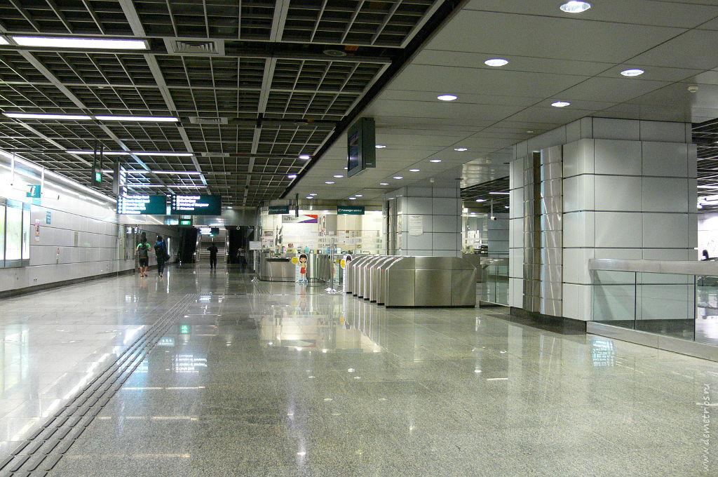 Метро в Сингапуре, Singapore MRT