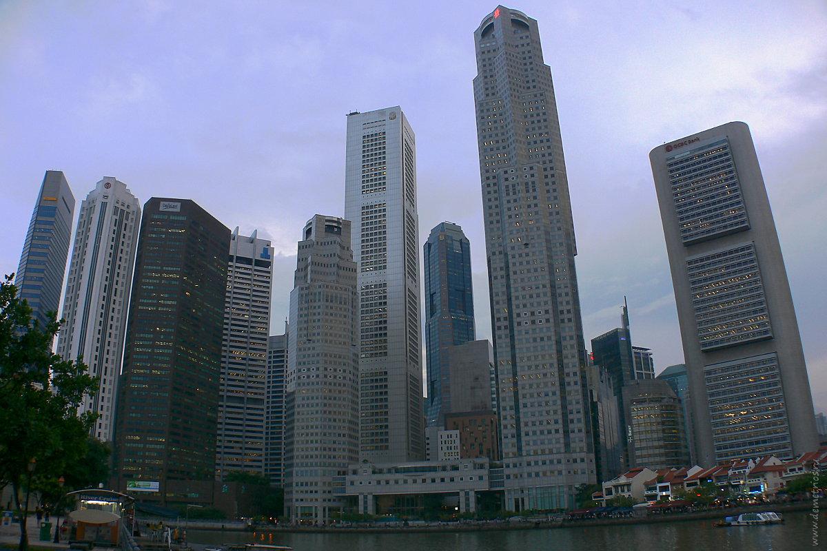 Центр Сингапура. Singapore Center