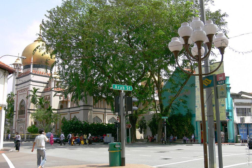 Сингапур. Арабская улица. Singapore. Arab Street
