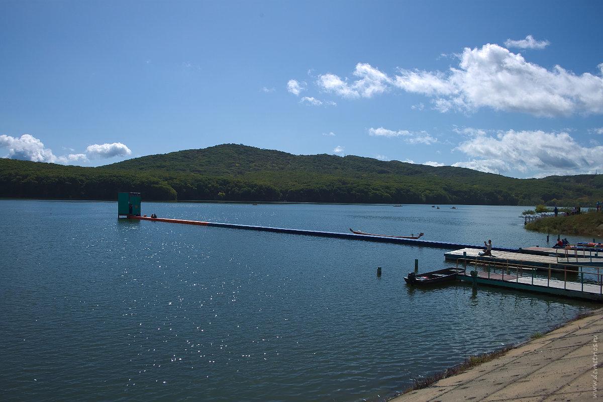 Теплое озеро Партизанской ГРЭС