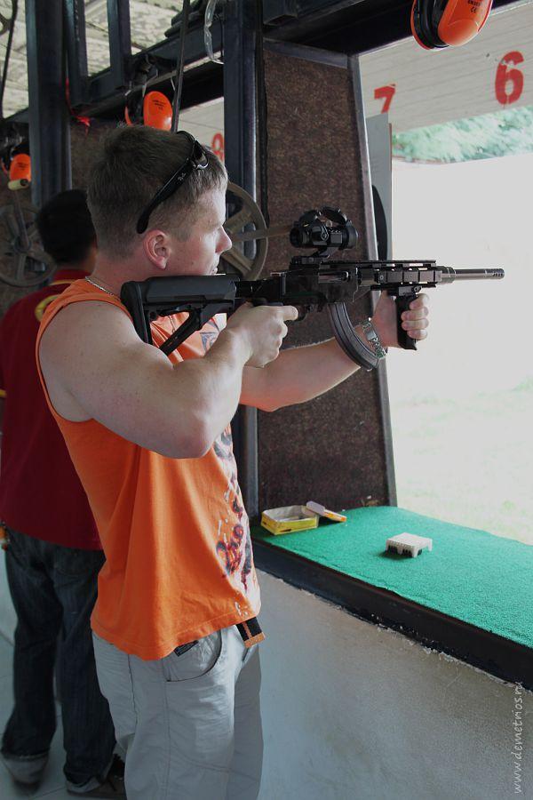 Thappraya Safari and Adventure Park Shooting Стрельба
