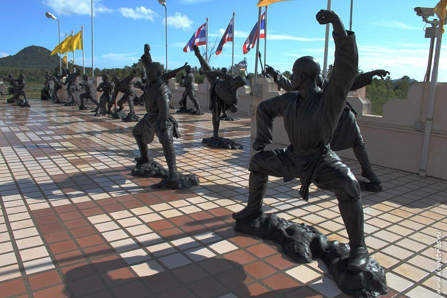 Pattaya Annek Kusala Sala Museum Warriors Музей Воины