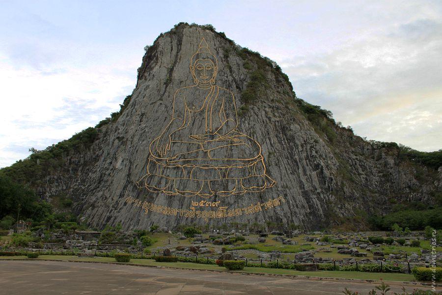 Будда Таиланд Buddha Image Khao Chi Chan