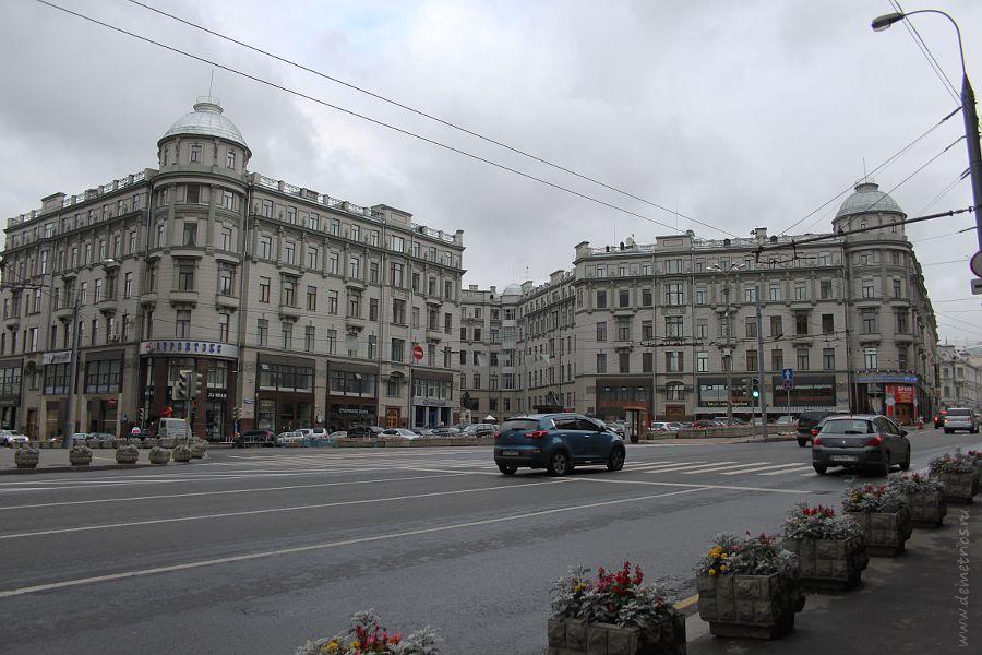 Улица Большая Лубянка, Москва