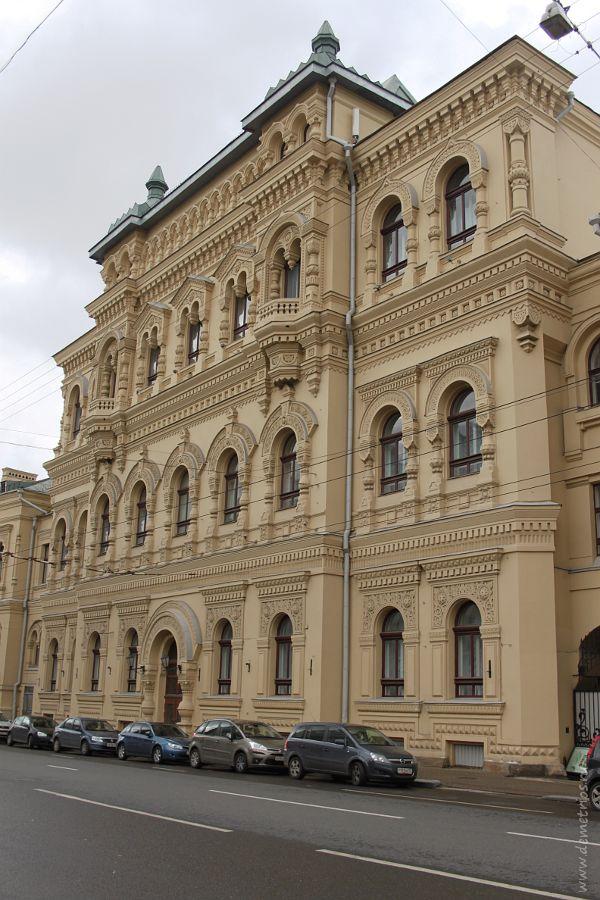 Политехнический музей, Лубянский проезд, Москва