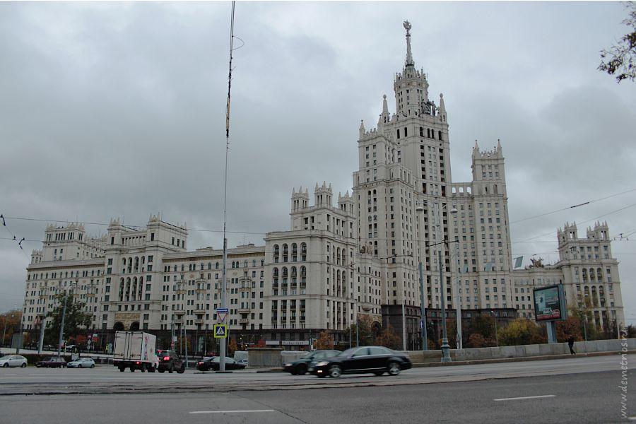Дом на Котельнической набережной, Сталинская высотка, Москва