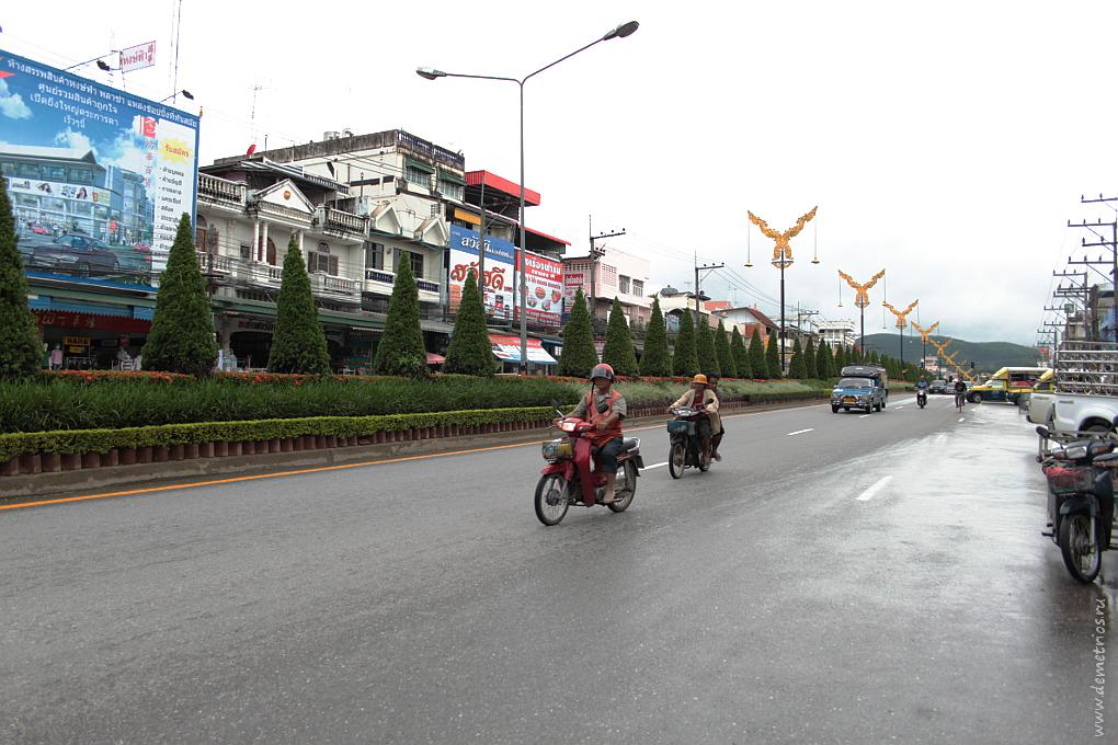 Чианг-Рай. Мэ Сай