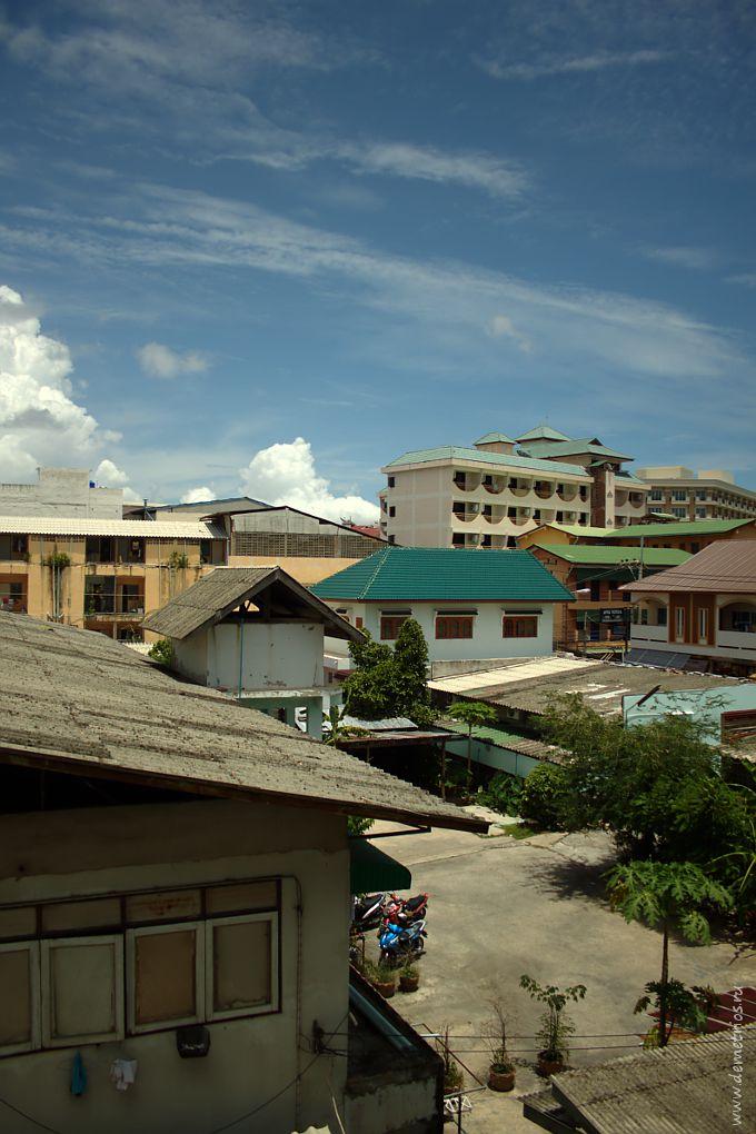 Южная Паттайя, район Yensabai
