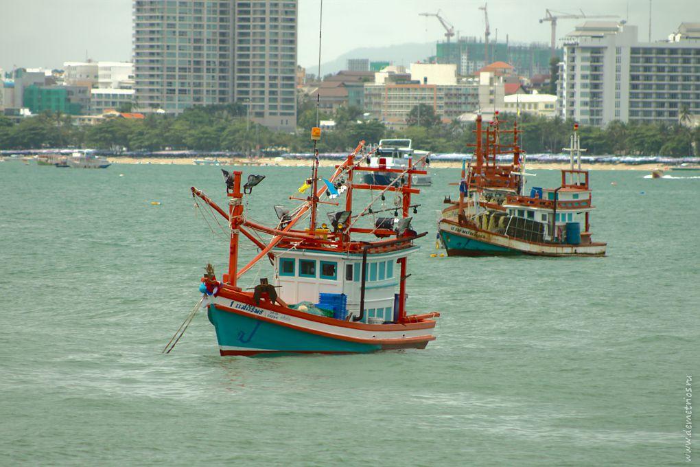 Паттайя Бич - Pattaya Beach