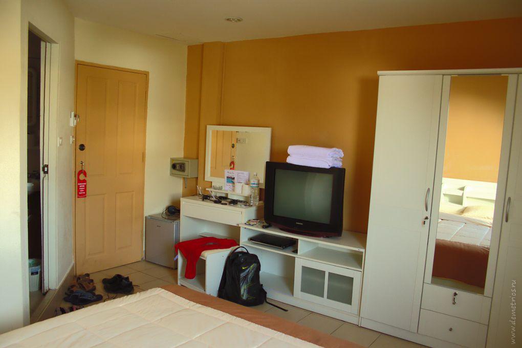 Номер в отеле Marina Inn