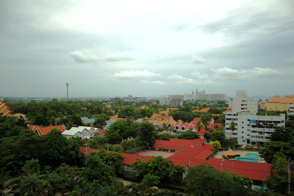 Район пляжа Джомтьен, Паттайя