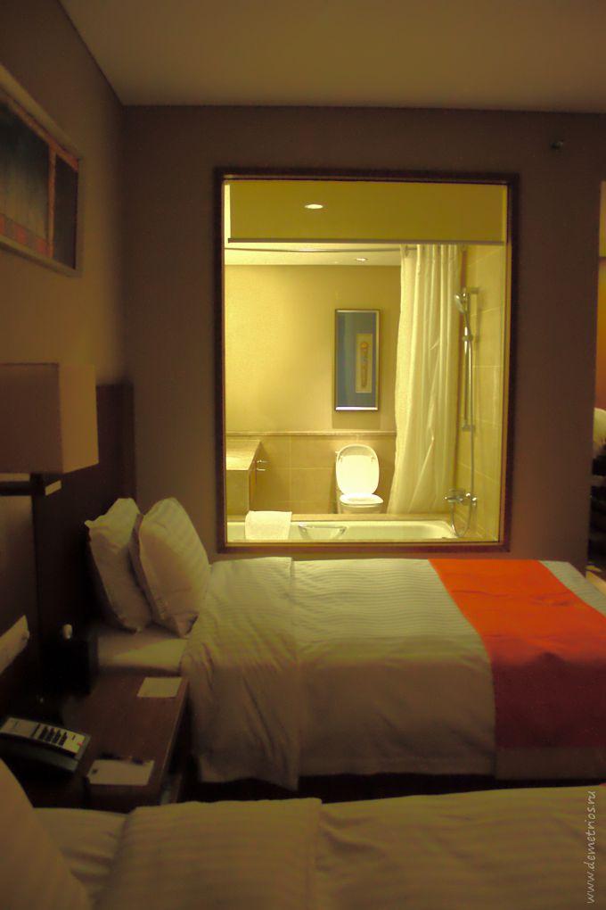 Интерьер Holiday Inn Resort