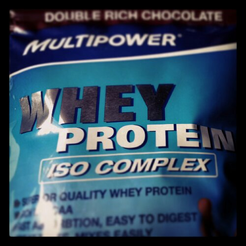 Multipower whey protein iso complex