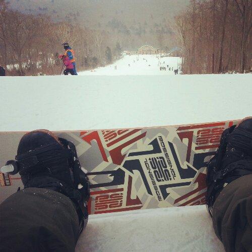 сноуборд центр зимнего отдыха Комета Владивосток