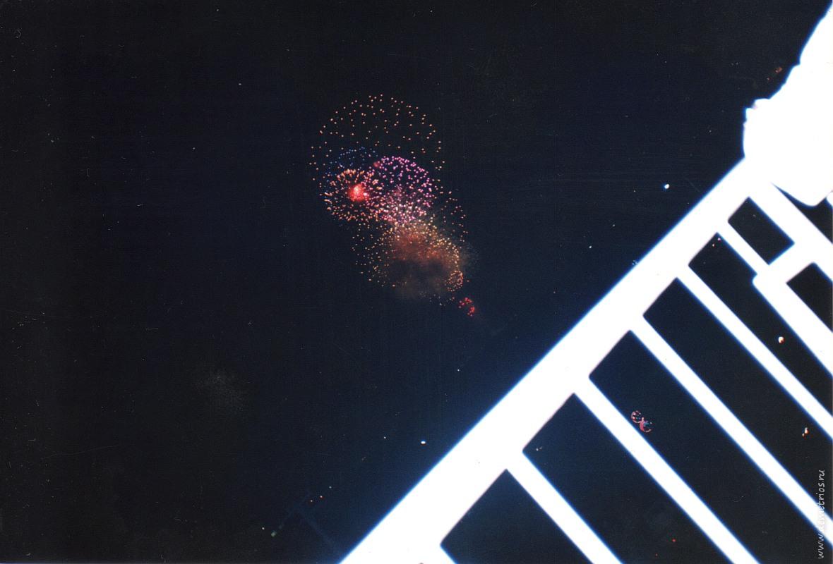Фейерверк в Ниигате, Firework in Niigata