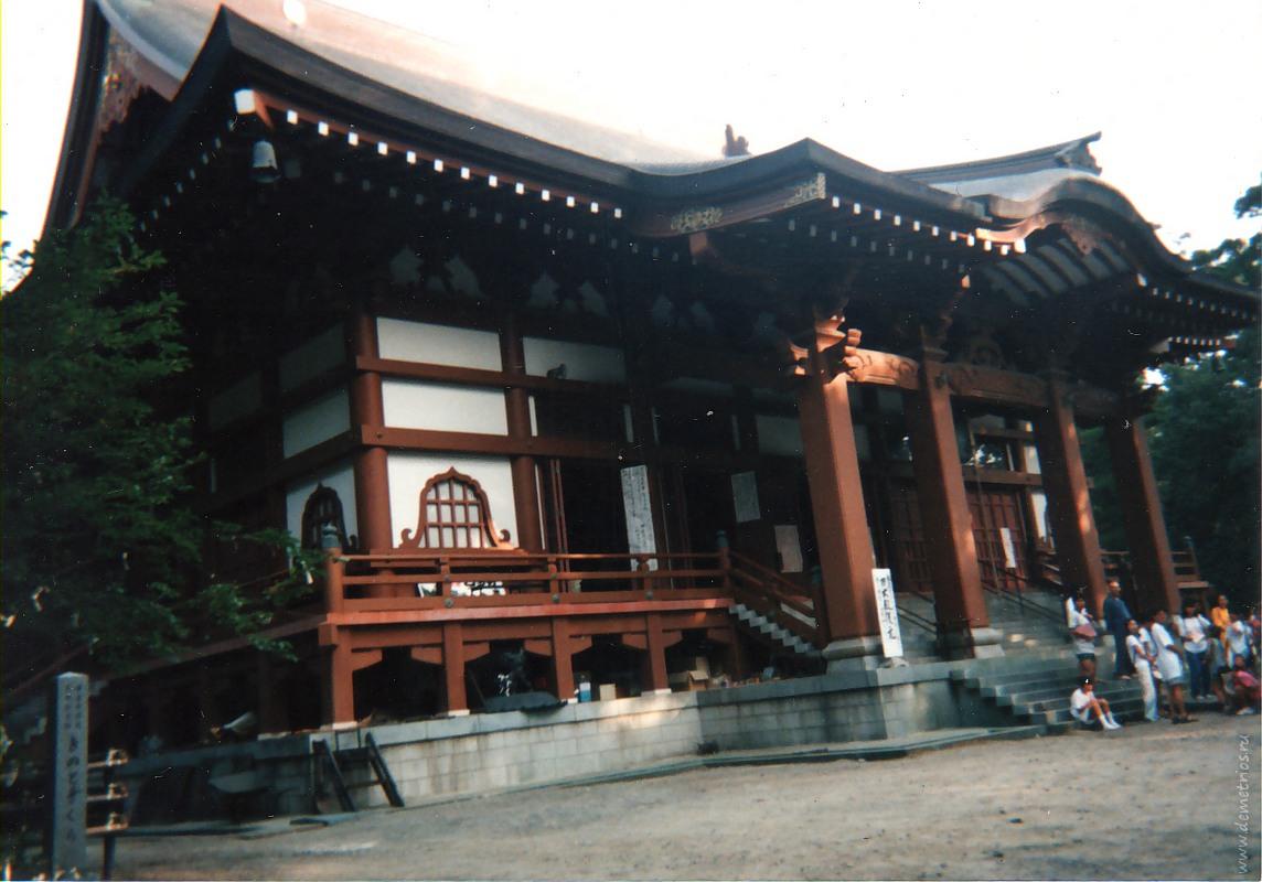 буддистский храм Опподзи, Ниигата, Buddhist temple Oppoji, Niigata