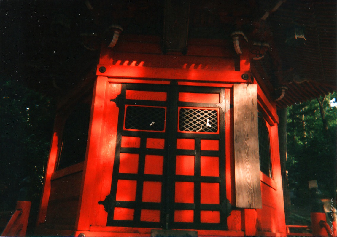 Пагода храма Опподзи, Ниигата, Япония, Pagoda  Oppoji Temple, Niigata, Japan