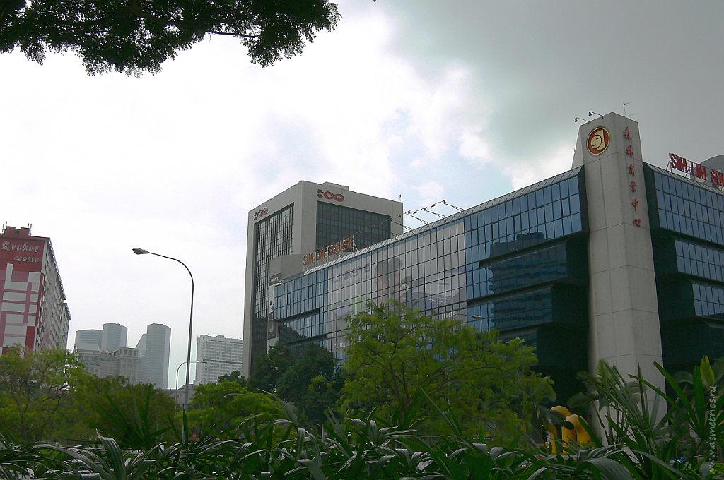 Сингапур, торговый центр электроники SIM LIM. Singapore